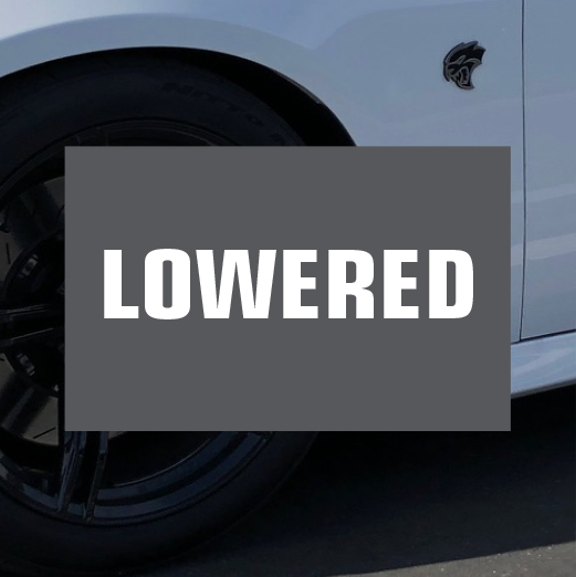 Lowered